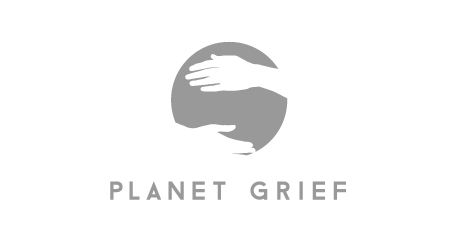 Little Designs Cambridge client-Planet-Grief-logo